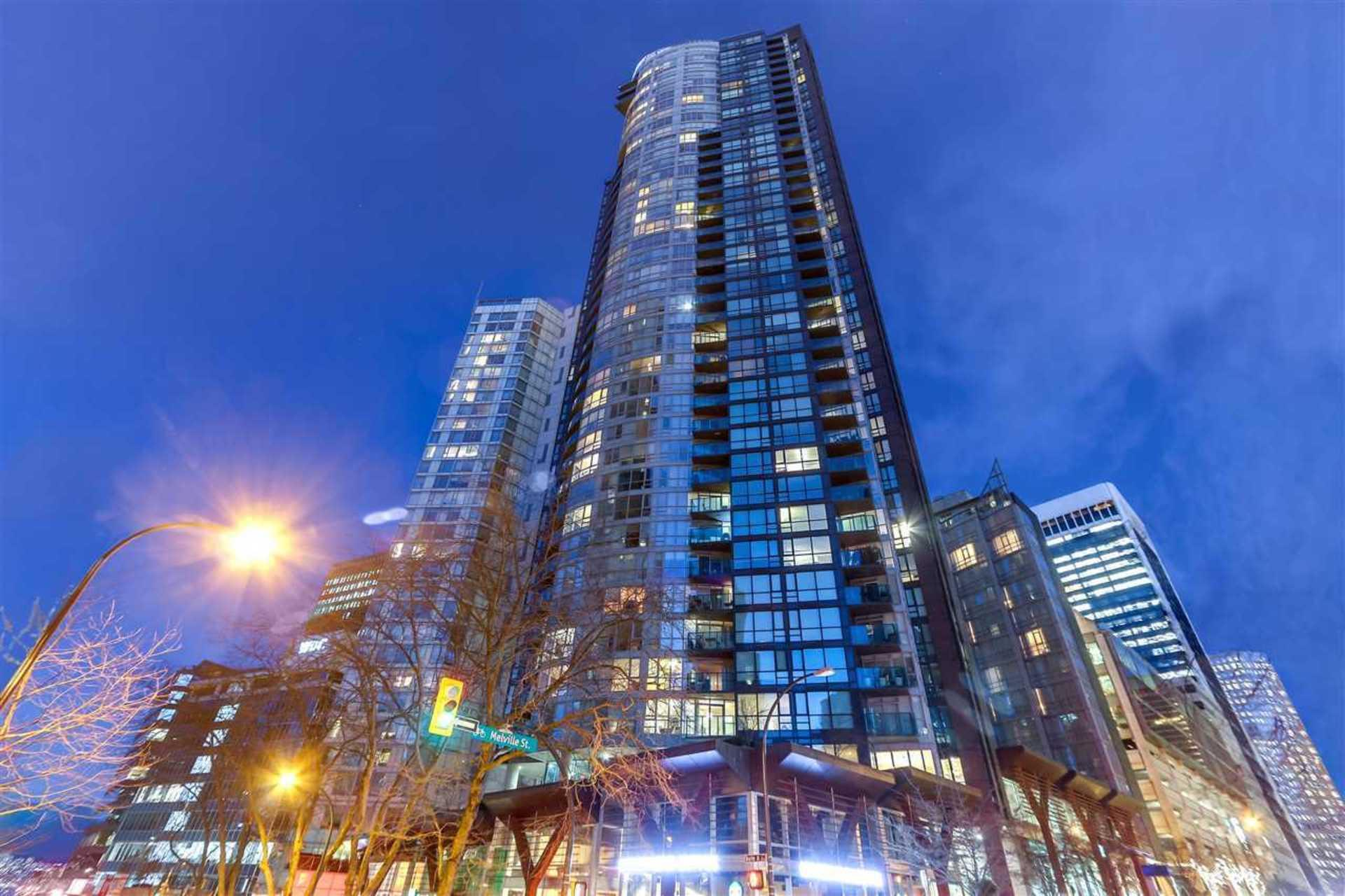 3006 - 1189 Melville Street, Coal Harbour, Vancouver West